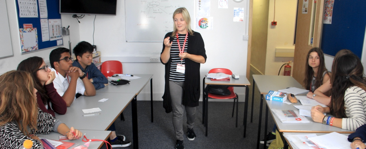 EFL teacher in Canterbury