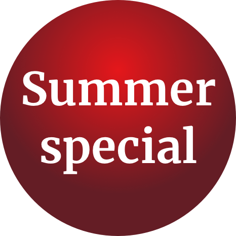 Summer sale on junior courses